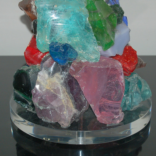 Rock Candy Lamps in JELLY BEAN BOWL