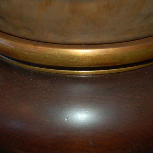 The Marbro Lamp Company - Monumental Vintage Pottery Lamps